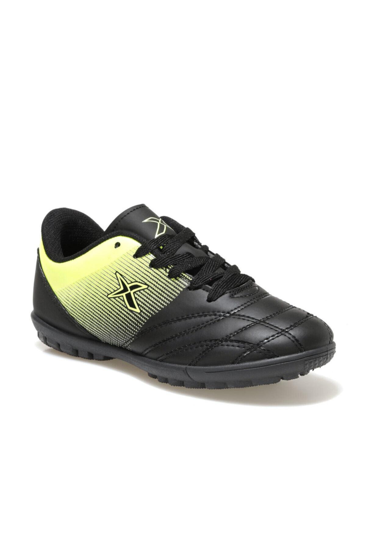 Erkek Çocuk Siyah Morales Turf Halı Saha Ayakkabısı 100551288