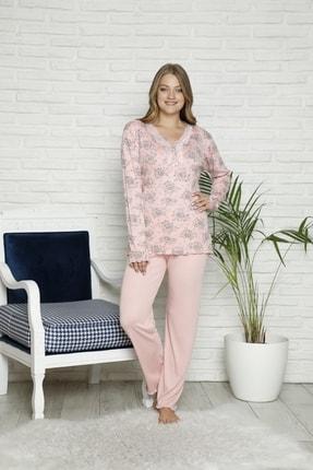 Manolya Kadın Pijama Takımı 7346 0