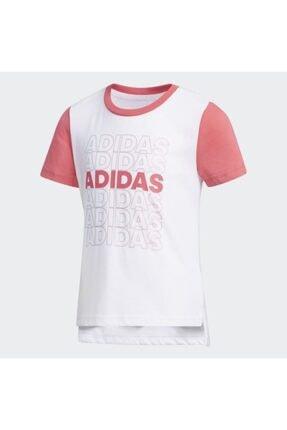 adidas Çocuk Günlük Giyim T-shirt Eh4082 Lg Cot Tee 0