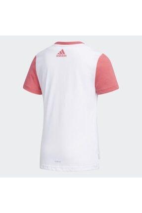 adidas Çocuk Günlük Giyim T-shirt Eh4082 Lg Cot Tee 1