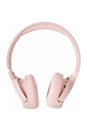 JBL T600BTNC Mikrofonlu Aktif Gürültü Önleyici Kulaküstü Pembe Kulaklık 3