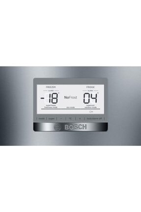 Bosch KGN76AIF0N A++ Kombi No Frost Buzdolabı 2
