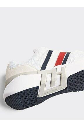 Tommy Hilfiger Erkek Th Lightweight Corporate Runner Sneaker 2