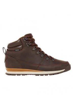 The North Face Back To Berkeley Redux Leather Erkek Bot - T0cdl05sh 1