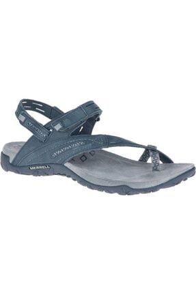Merrell J98746 Terran Convert 2 Slate Kadın Sandalet 0