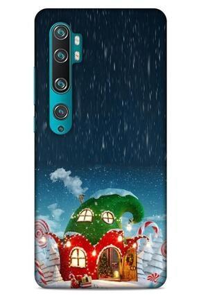 Lopard Xiaomi Mi Note 10 Pro Kılıf Snowix (7) Telefon Kılıfı Koyu Yeşil 0