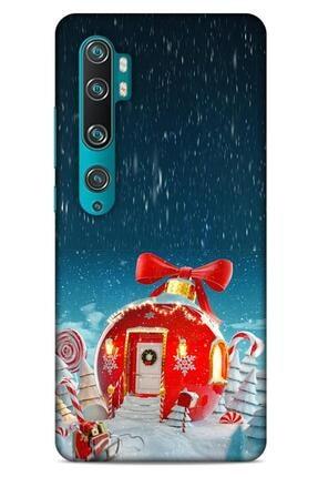 Lopard Xiaomi Mi Note 10 Pro Kılıf Snowix (9) Kılıf Kırmızı 0