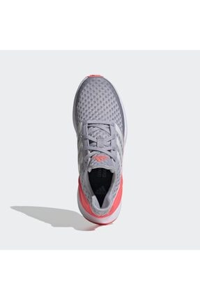adidas Kadın Gri - Pembe Rapidarun Ayakkabı Antrenman Ayakkabısı 4