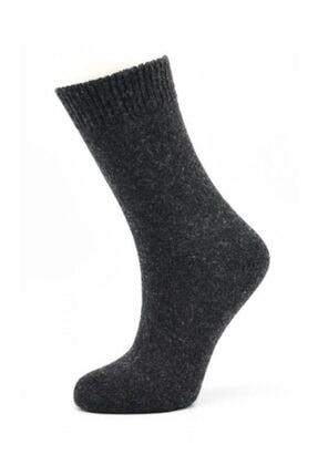 Style Kadın Yün Soket Çorabı | Sb4643 0