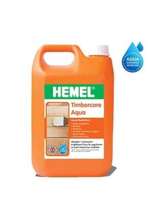 Hemel Timbercare Aqua Emprenye 5 Litre Şeffaf 0
