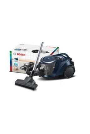 Bosch Bgs41x300 Toz Torbasız Elektrikli Süpürge Mavi 3