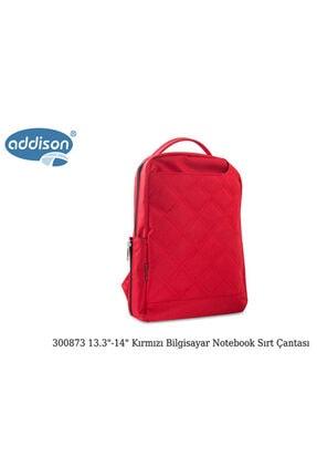 """Addison 13.3""""-14"""" Bilgisayar Notebook Sırt Çantası 0"""