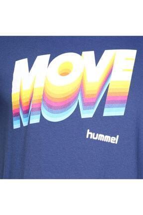 HUMMEL Bradley Kısa Kollu Tişört 3