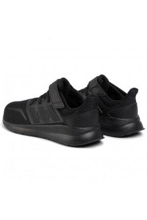 adidas RUNFALCON C Siyah Erkek Çocuk Koşu Ayakkabısı 100663755 1