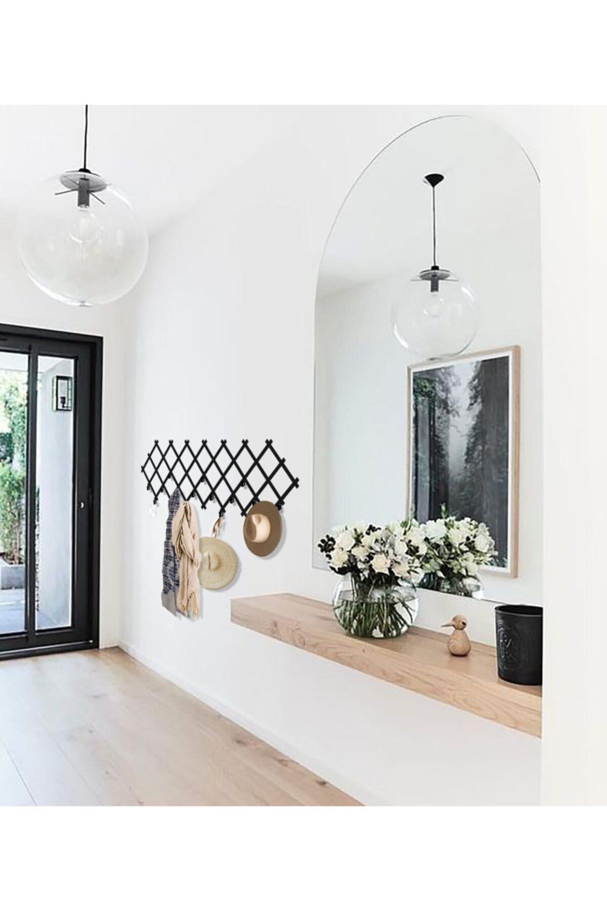 Archtwain Maison Dekoratif Duvar Askısı   Giriş Hol Aksesuarı Metal Modern Ev Düzenleyici