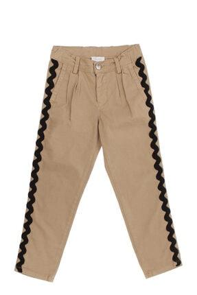 PİNKO Bej Pantolon 0