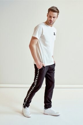 HUMMEL Keaton Beyaz Kısa Kollu T-Shirt 1