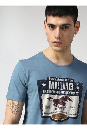 Mustang Erkek Tişört 04-m00243-535 3