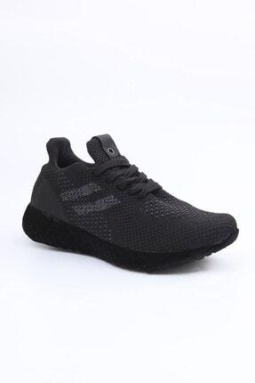 LETOON Unisex Siyah Günlük Ayakkabı 4850 1
