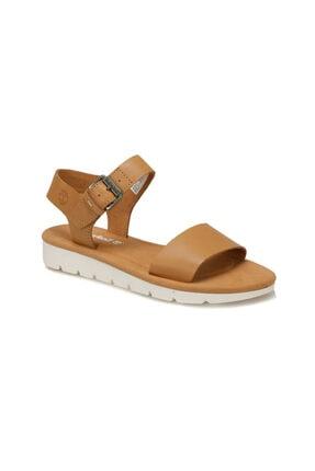 Timberland Lottıe Lou Camel Kadın Sandalet 0
