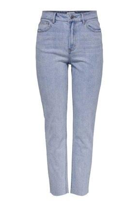 Only Kadın Pantolon Jean 0