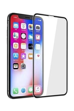 Telefon Aksesuarları Iphone Xs Max Kavisli Tam Kaplayan 9d Ekran Koruyucu Film 1