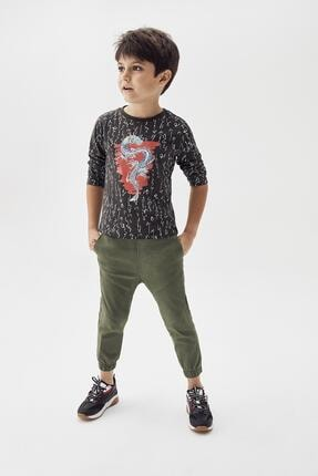 Erkek Çocuk Haki Pantolon 20pfwnb3206 resmi