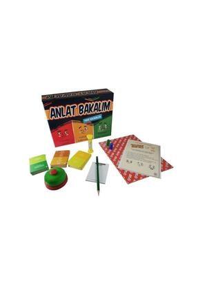Hobi Eğitim Dünyası Anlat Bakalım, Yerli Tabu Oyunu, Eğlenceli Aile Oyunu, Zeka Oyunu, Kelime Anlatma 3