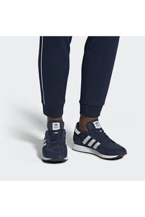 adidas Forest Grove Ss19 Erkek Günlük Spor Ayakkabı - Cg5675 4