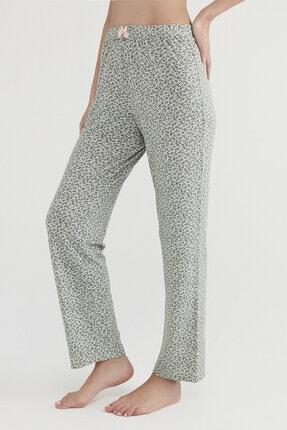 Penti Mint Yeşili Ditsy Garden Pantolon 1