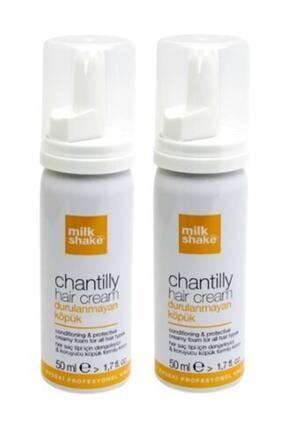 Milkshake Chantilly Whipped Cream 50 Ml 2'li Kombin 0
