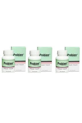 Probien Probiyotik Prebiyotik 30 Kapsül 3 Adet 03/2022 0