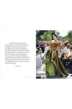 Thames & Hudson John Galliano For Dior - Kitap 4