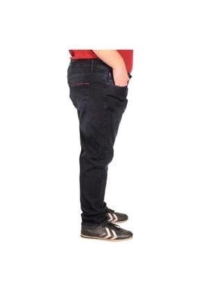 Modexl Büyük Beden Erkek Pantolon Kot 20904 Blue Black 1