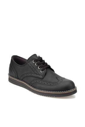 Polaris 92.356617.M Siyah Erkek Klasik Ayakkabı 100413988 0