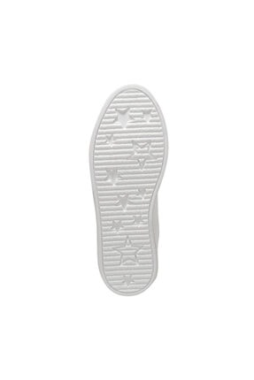 Butigo GİNEBRA Beyaz Kadın Havuz Taban Sneaker 100666763 3