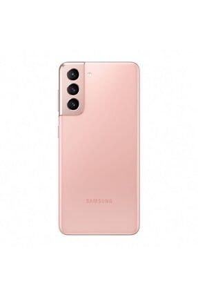 Samsung Galaxy S21 5G 128GB Phantom Pink Cep Telefonu (Samsung Türkiye Garantili) 1