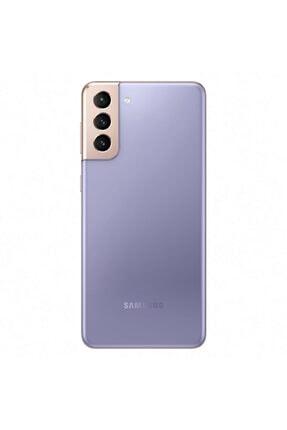 Samsung Galaxy S21+ 5G 256GB Phantom Violet Cep Telefonu (Samsung Türkiye Garantili) 1