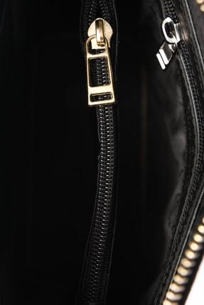 Pierre Cardin Siyah 4P Desen Omuz Çantası 05PO20Y1419 4