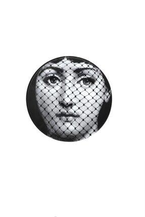 Merlins Concept Fornasetti 23 Cm Porselen Tabak No:2 1