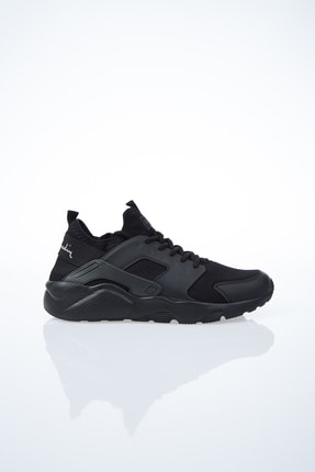 Pierre Cardin Erkek Günlük Spor Ayakkabı-siyah 0