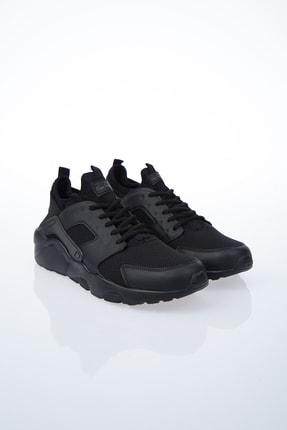 Pierre Cardin Erkek Günlük Spor Ayakkabı-siyah 2