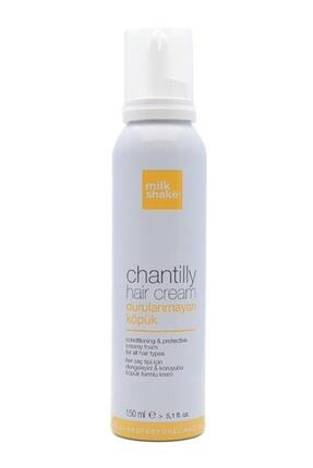 Milkshake Nemlendirici Saç Köpüğü 150 ml - Chantilly Hair Cream 8681127023633 0