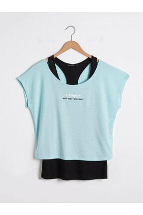 LC Waikiki Kadın Tişört 0