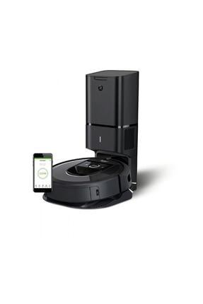 iRobot Roomba i7+ Wi-Fi'lı Robot Süpürge 0