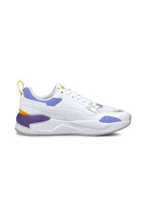 Puma Kadın Spor Ayakkabı - Beyaz X-ray² Square Iri 4