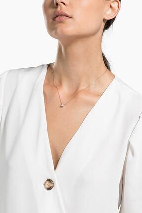 Swarovski Kolye Attract:Necklace Sq Czwh/Ros 5510698 1