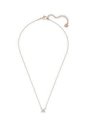 Swarovski Kolye Attract:Necklace Sq Czwh/Ros 5510698 2
