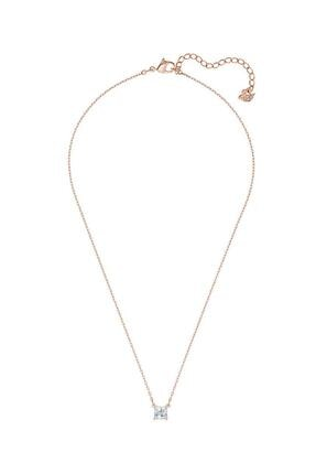 Swarovski Kolye Attract:Necklace Sq Czwh/Ros 5510698 3