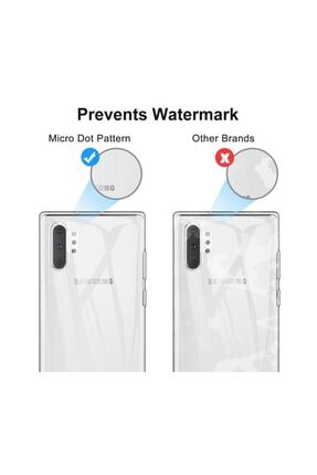 Kılıfist Samsung Galaxy Note 10 Plus Kılıf Süper Silikon Kamera Korumalı 2